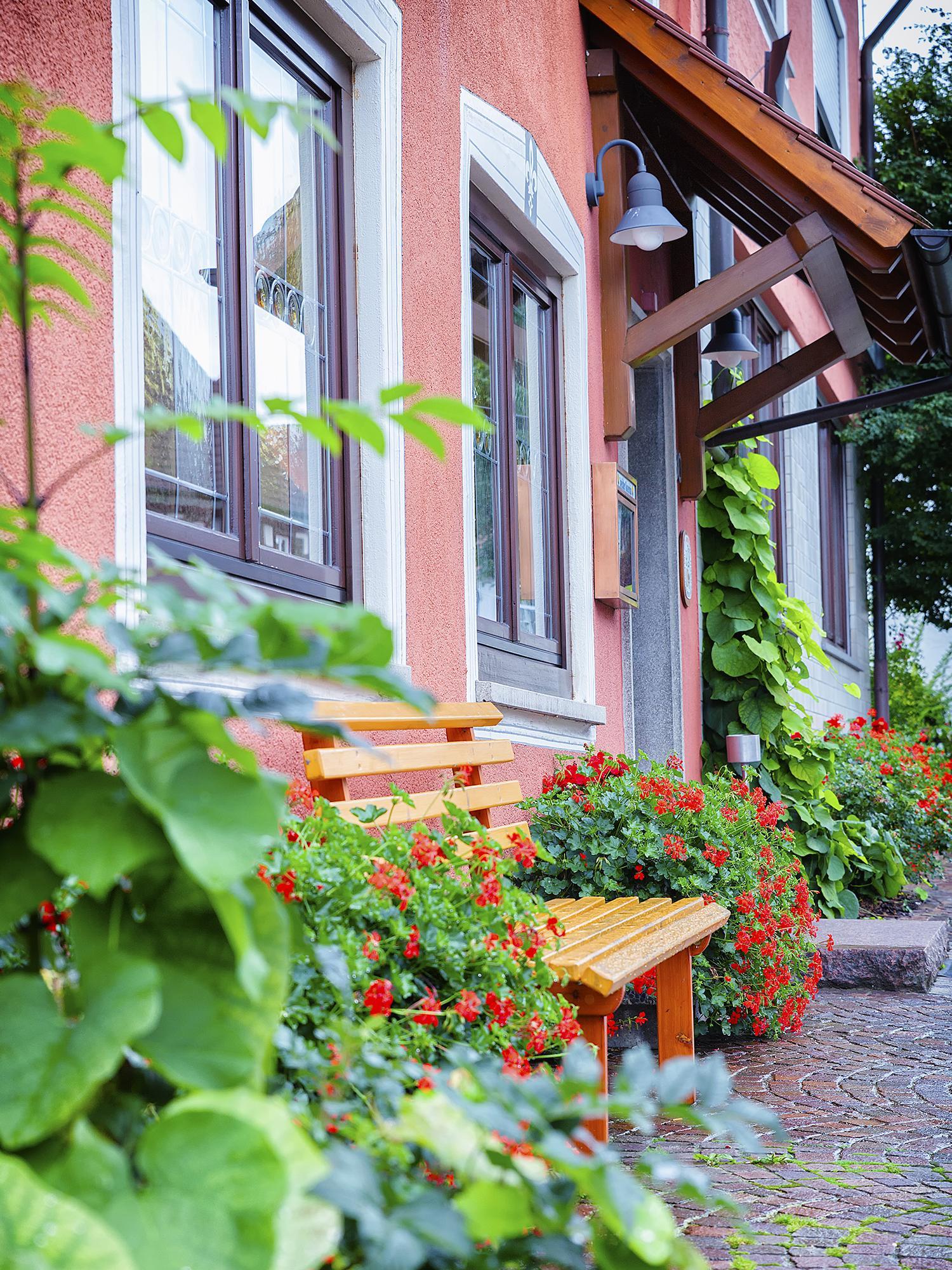 Essen & Übernachten Gemeinde Langenenslingen