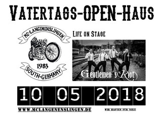 Vatertag-Open House